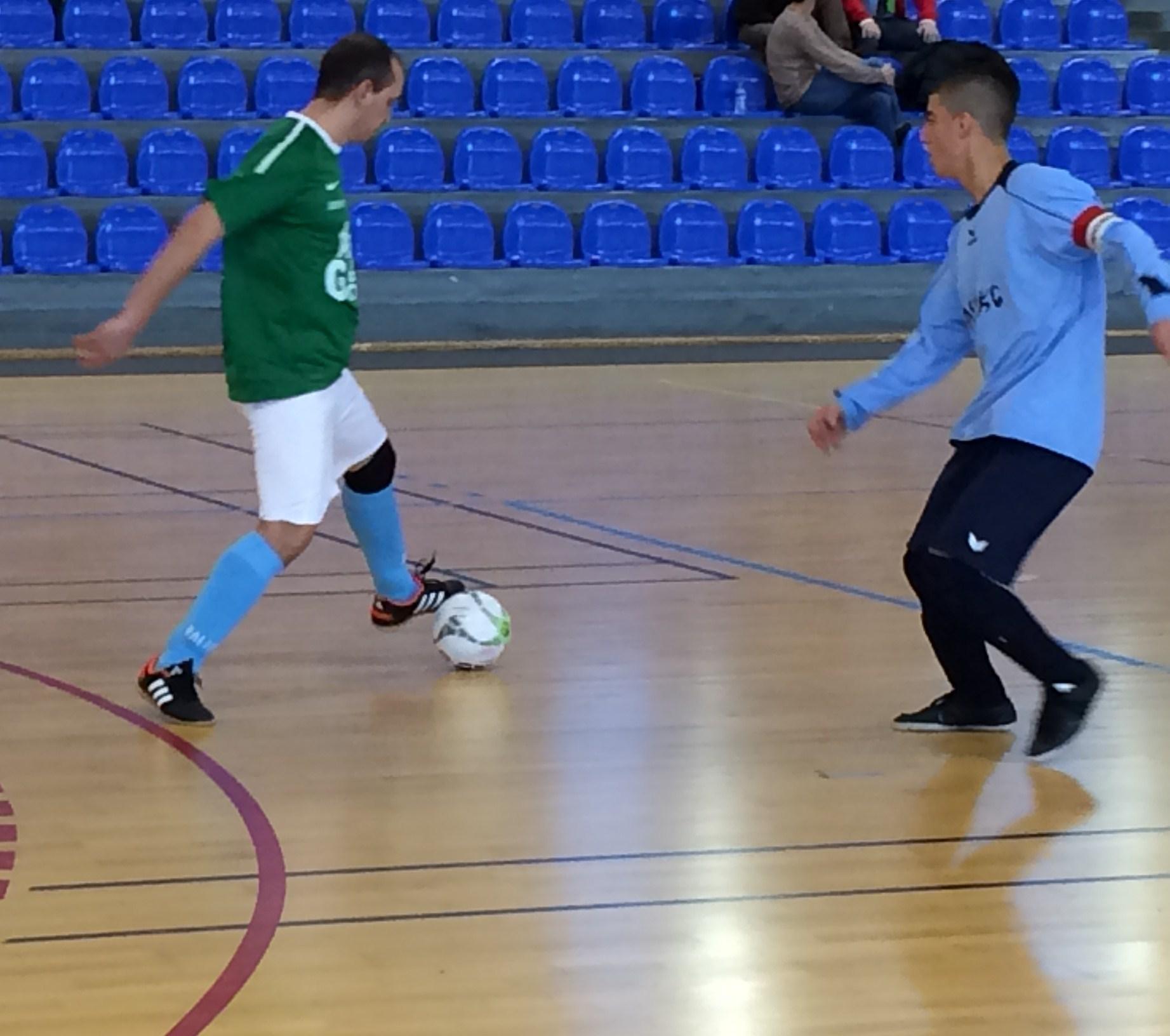 Championnat De France De Futsal Adapt U00e9